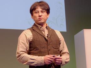 NTTレゾナントの鈴木氏