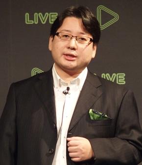LINE取締役 舛田 淳CSMO