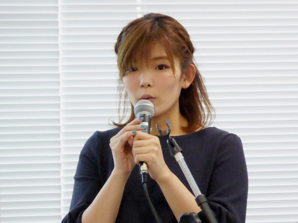 UPQの中澤優子社長