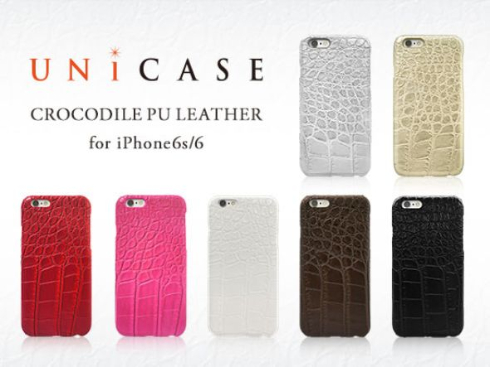 「CROCODILE PU LEATHER for iPhone6s/6」