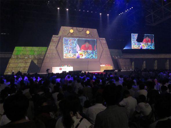 8月に開催された「モンストフェスティバル2015」