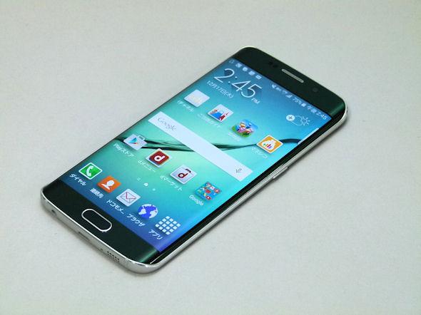 Galaxy S6 edge�i�h�R���Łj