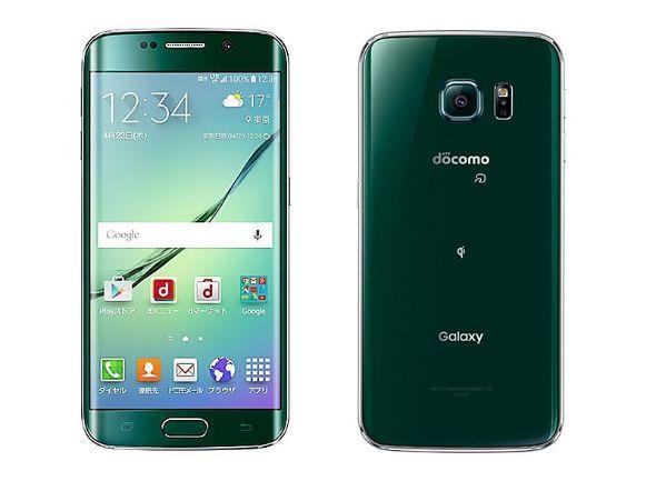 スマートフォン・オブ・ザ・イヤー2015に選出された「Galaxy S6 edge」