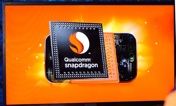 Qualcommのsnapdragon