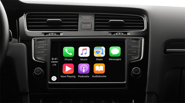 「CarPlay」がApple Musicと連携