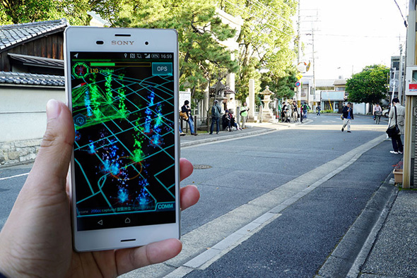 Ingress�v���C���