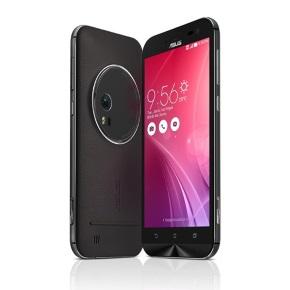 ASUS ZenFone Zoom(プレミアムレザーブラック)