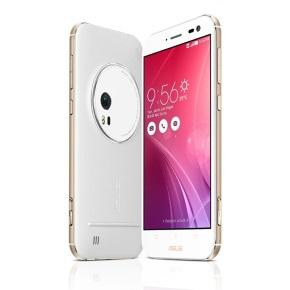 ASUS ZenFone Zoom(プレミアムレザーホワイト)