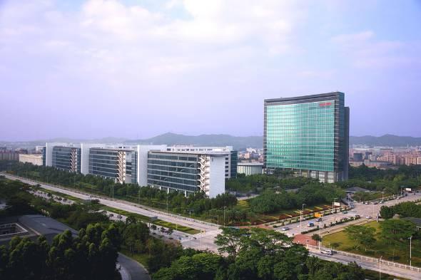 Huawei本社