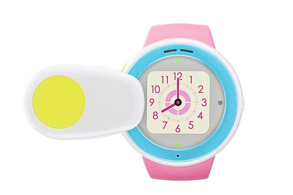 「mamorino Watch」(マモリーノ ウォッチ)