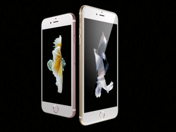 iPhone 6sと6s Plus