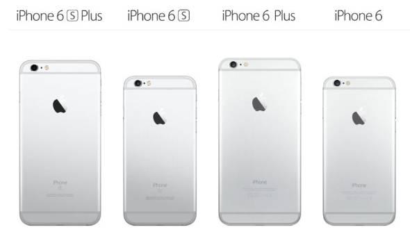 iPhone 6��iPhone 6s