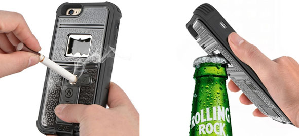 Multifunctional Cigarette Lighter Cover