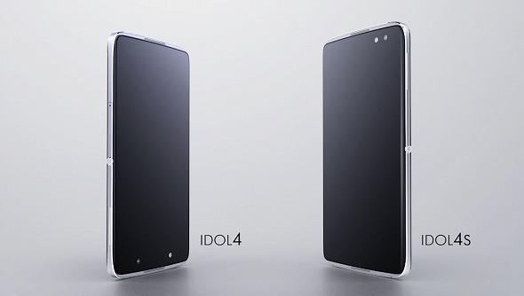 IDOL 4、IDOL 4S