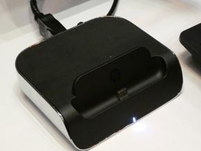 HP デスクドック(正面)