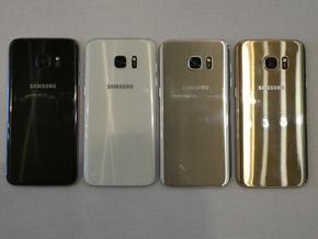 Galaxy S7 edge背面