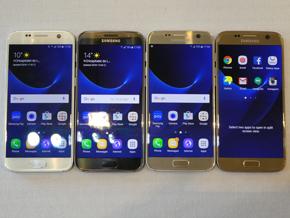 Galaxy S7正面