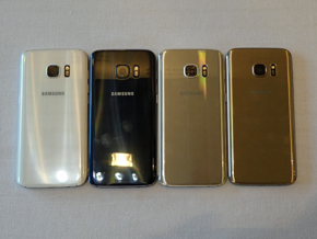 Galaxy S7背面