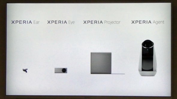 Xperiaブランドを冠するスマートプロダクト