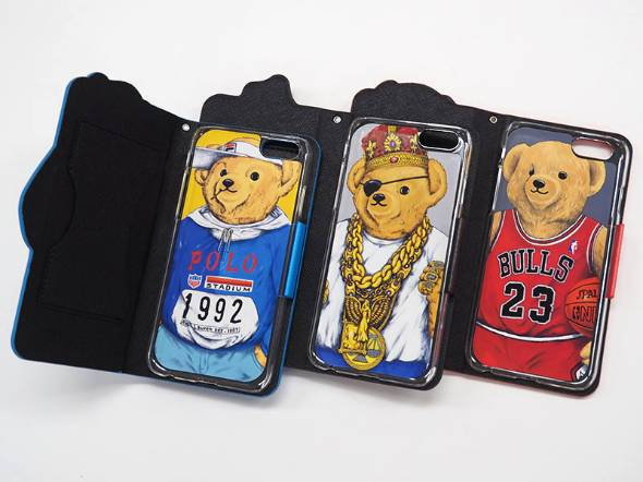 INTERBREED Diary Bear for iPhone 6s/6