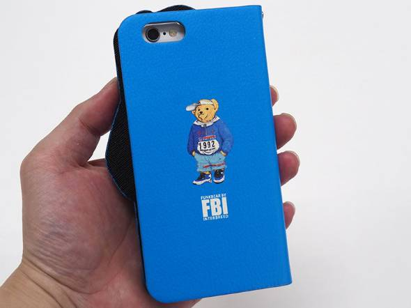 INTERBREED Diary Bear for iPhone 6s�^6