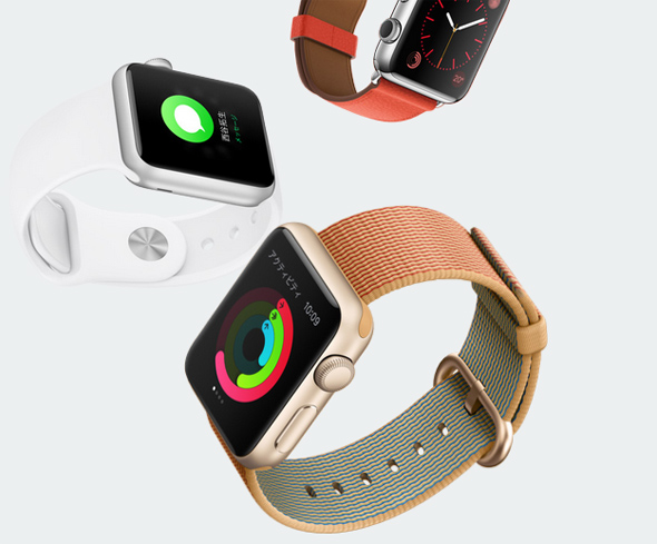 �uApple Watch�v