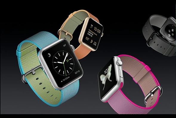 Apple Watch �o���h