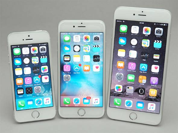 4�^��iPhone 5s�A4.7�^��6s�A5.5�^��6 Plus