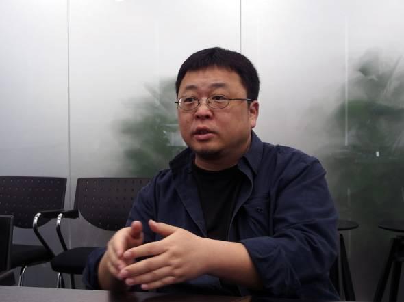 Smatisanのルオ・ヨンハオ(羅永浩)CEO