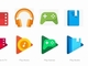 Google、Playアプリファミリーのロゴを変更へ