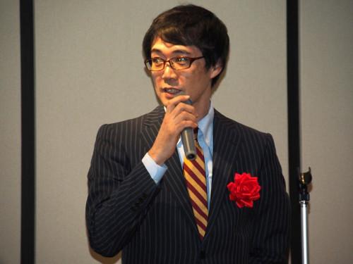 情報通信総合研究所 上席主任研究員 岸田重行氏