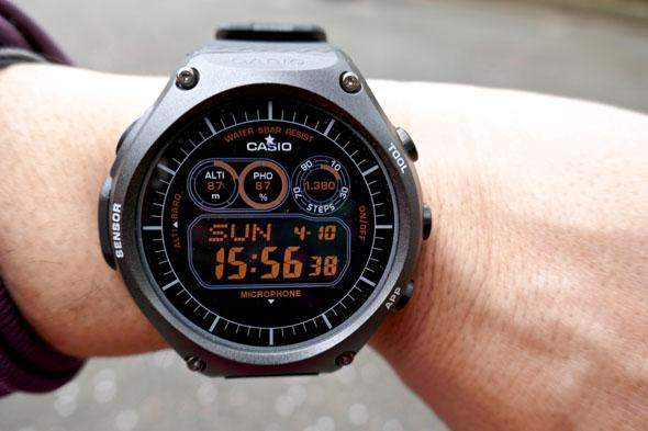 Smart Outdoor Watch WSD-F10