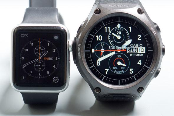 Apple WatchとWSD-F10
