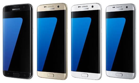 「Galaxy S7」シリーズ