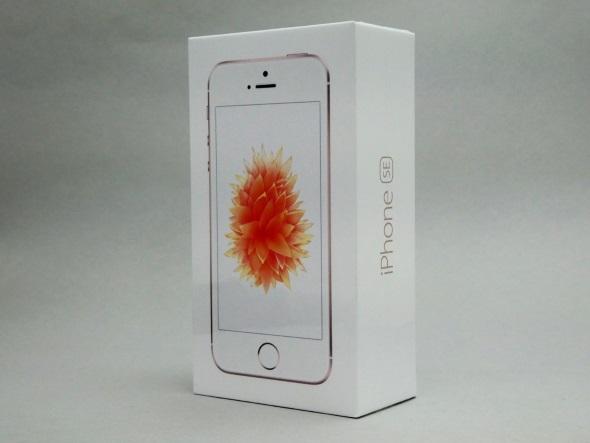 いよいよ本領を発揮するSIMロックフリーな「iPhone SE」(私物)