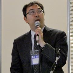日本Androidの会の嶋是一理事長