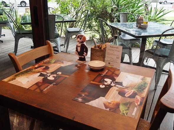 「RoBoHoN CAFE」