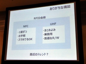 NFCとの比較