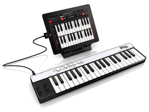 「iRig KEYS with Lightning」
