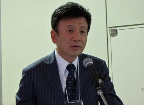 NAMD副会長で、ベルパーク社長の西川氏