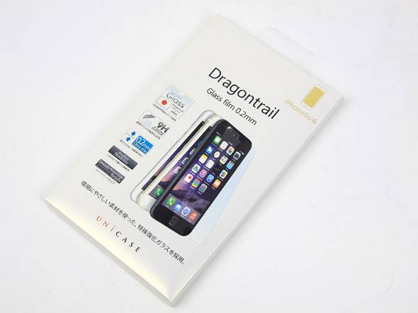 Dragontrail 0.2mm for iPhone6s/6