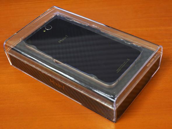 Mode1のパッケージ