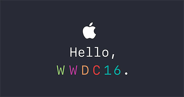 Hello WWDC16