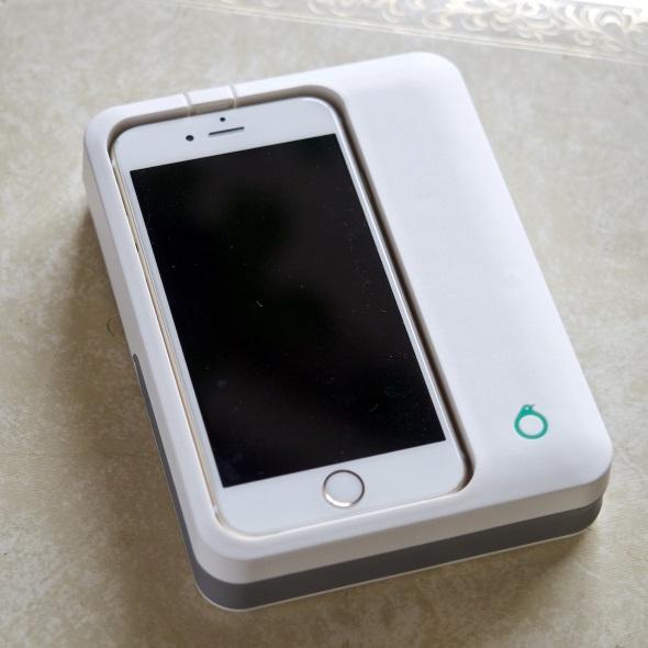 iPhone 6/6sにぴったりのサイズ