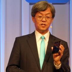 ZTEジャパンの吉本氏