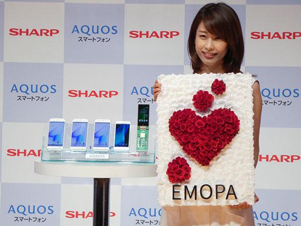 AQUOSシリーズのCMキャラはフリーアナの加藤綾子さん