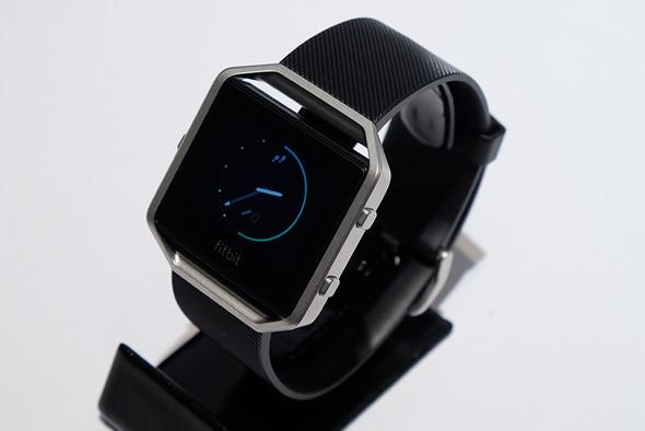 スマートウォッチ型活動量計「Fitbit Blaze」