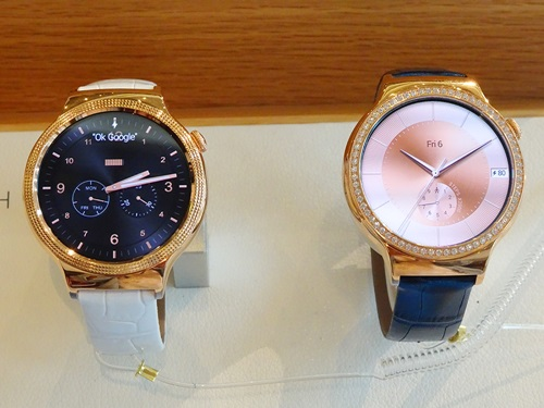 HUAWEI WATCH Elegant & Jewel