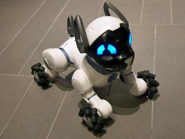 犬型ロボット「MeetCHiP」