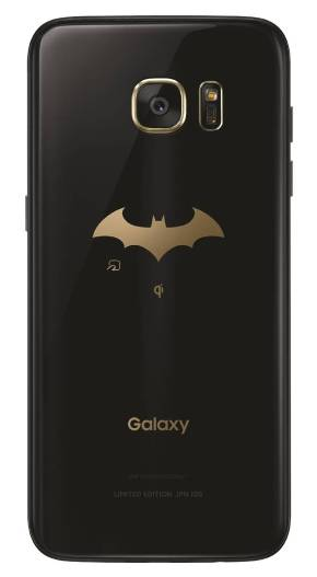 Galaxy S7 edge Injustice Edition